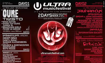 Ultra 2007 Flyer