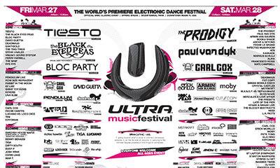 Ultra 2009 Flyer
