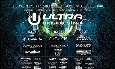 Ultra 2011 Flyer