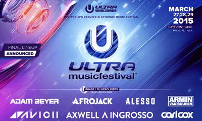Ultra 2015 Flyer