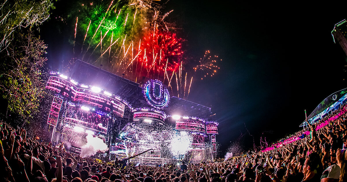 Ultra Music Festival  Mar 24, 25, 26, 2017
