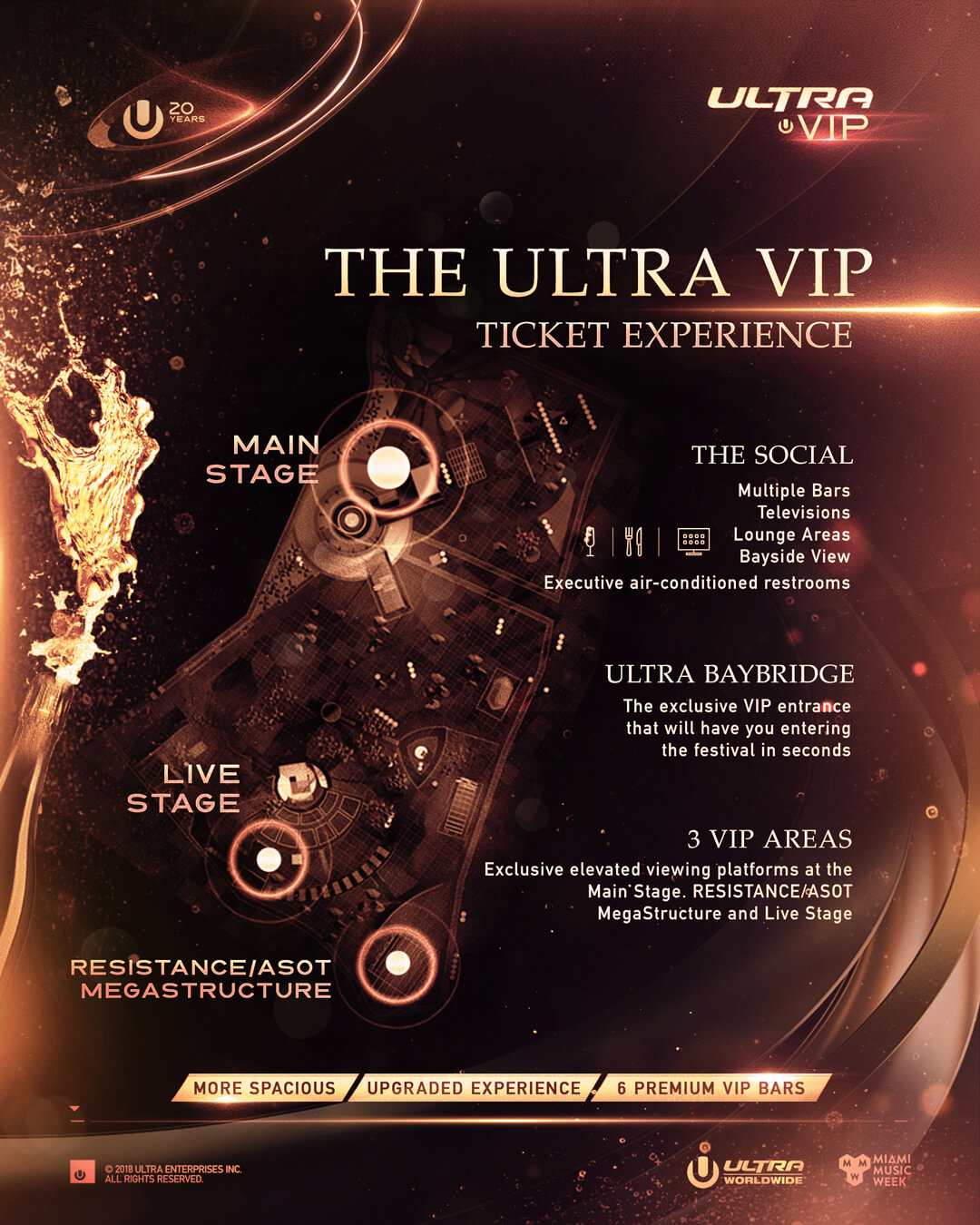 Vip Ultra Music Festival