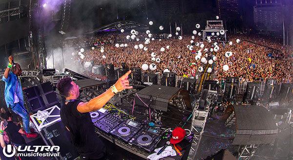Live Sets - Ultra Music Festival
