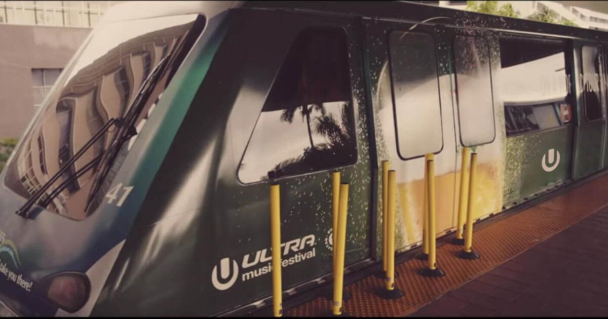 Transportation - Ultra Music Festival
