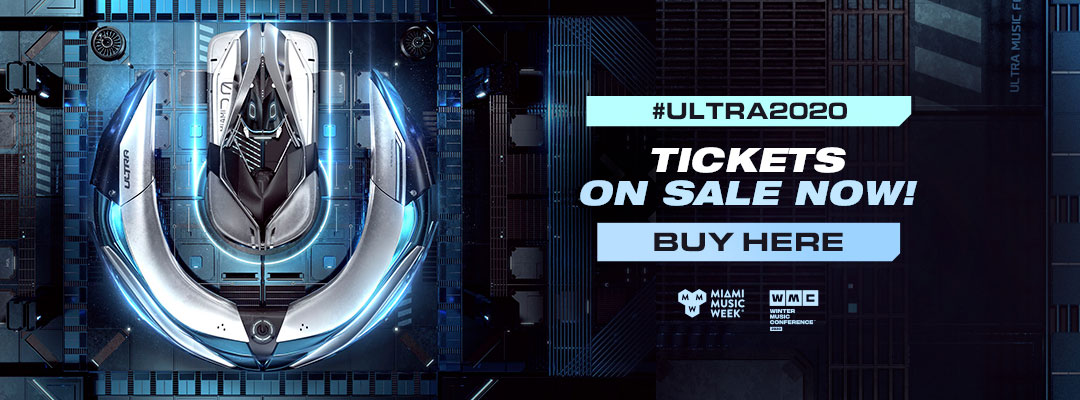Buy your Ultra Music Festival 2020 Tickets