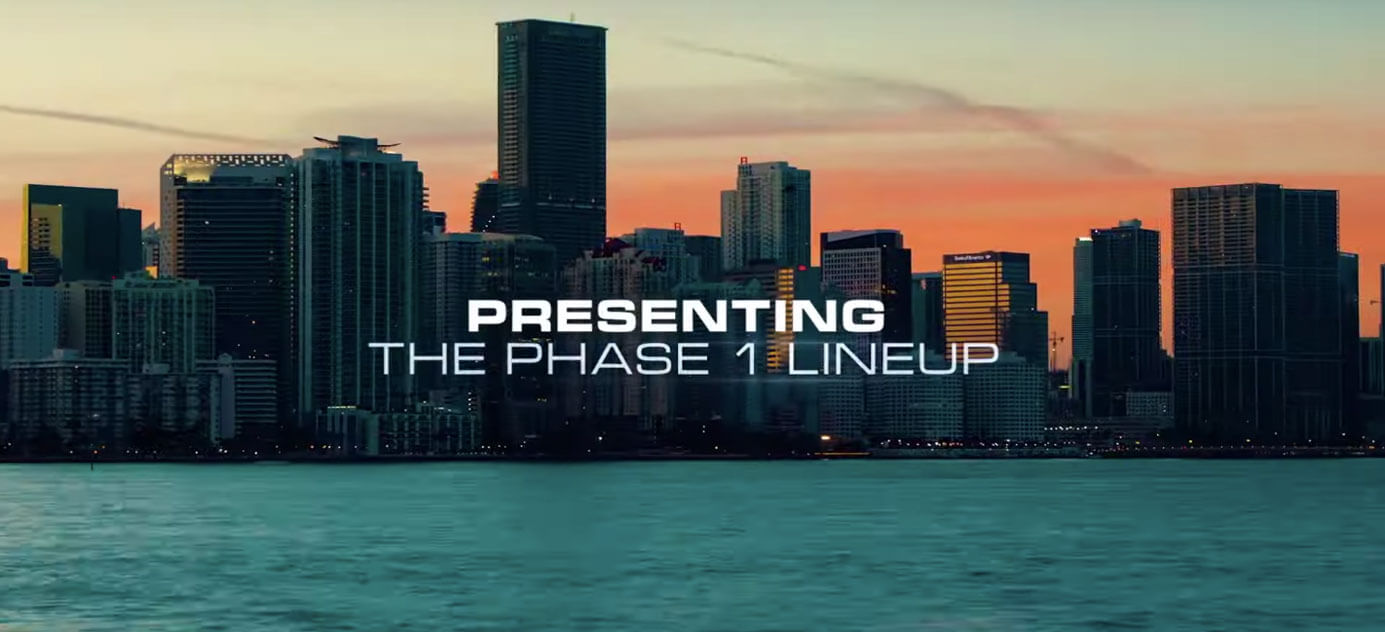 Phase 1 Announcement Video